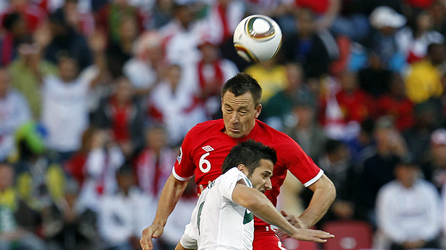 Inglaterra an no gan en el Mundial y no tiene margen de error (Foto: AP).