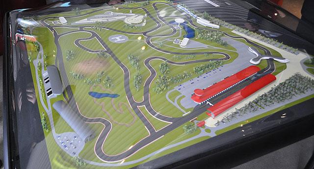 Circuito Zarate : Presentan un circuito en zárate para traer la f a