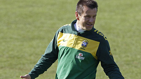 Dunga, como buen brasilero, no piensa en otra cosa que en ser campen (Foto: AP).
