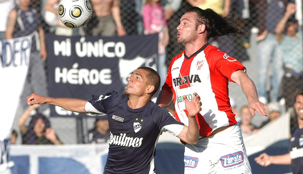 Leandro Zrate ser de la partida ante Quilmes.