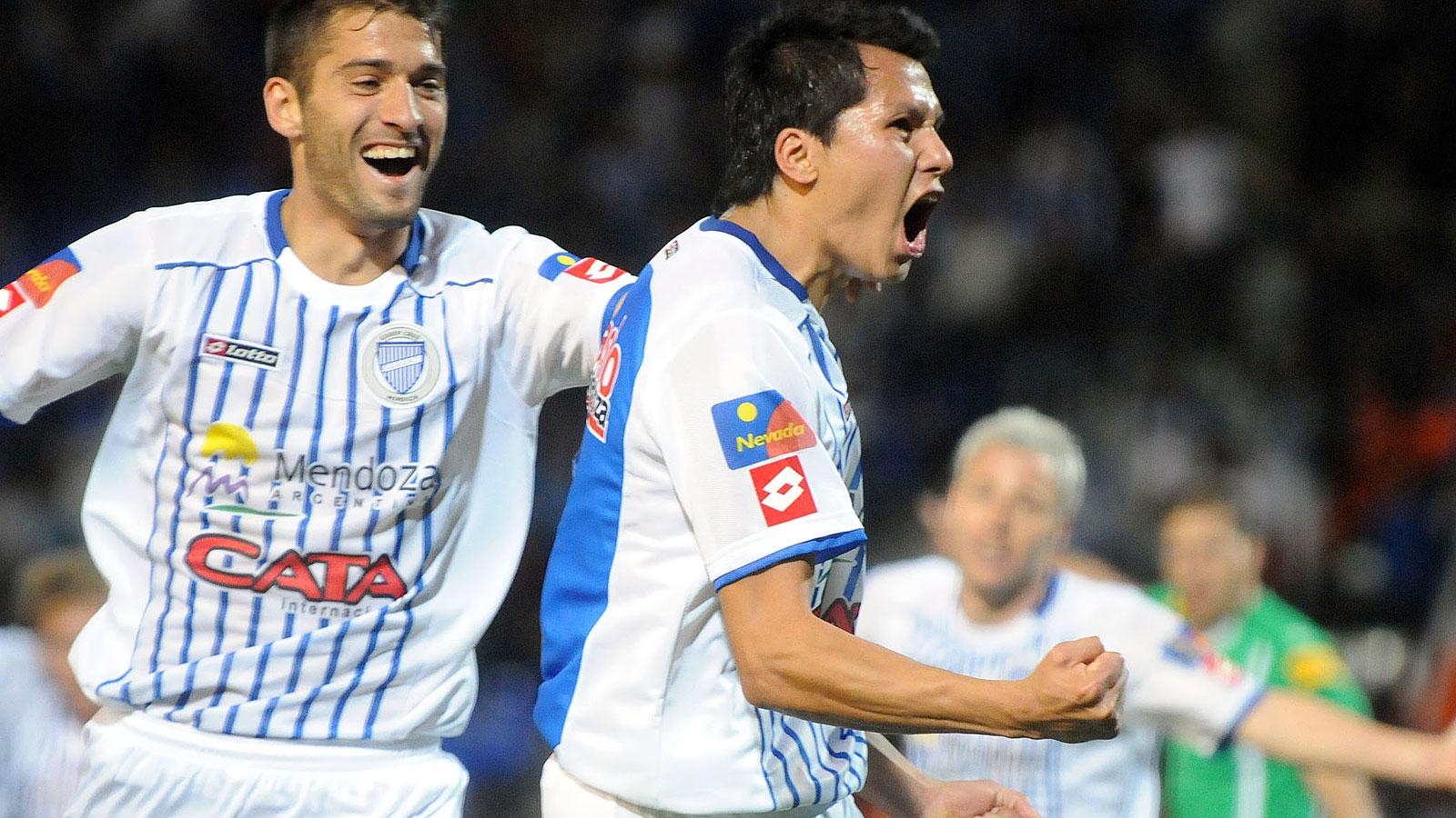 Godoy Cruz y San Martín de San Juan empataron 2 a 2 este miércoles, en un partido entretenido en el segundo tiempo, luego de una aburrida parte inicial.