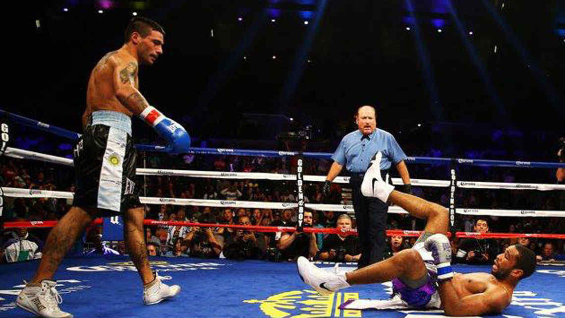 Matthysse sorprendi al mundo entero (Foto: Web).