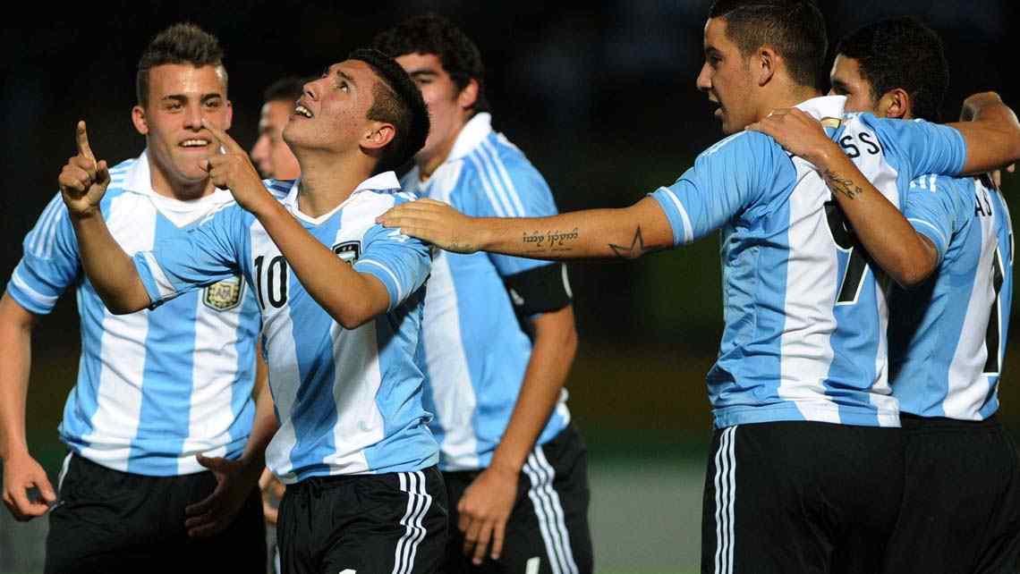 """Los pibes del """"Humberteam"""" se consagraron campeones (Foto: Télam)."""