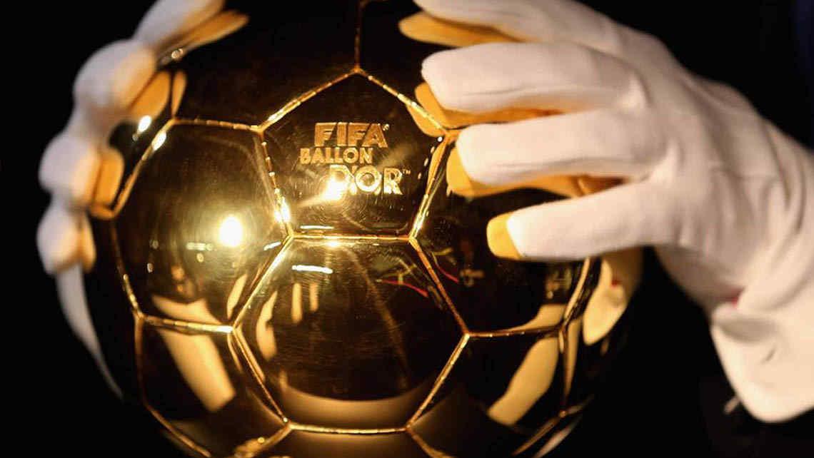 CR7, Messi y Neymar van por el Balón de Oro 2014