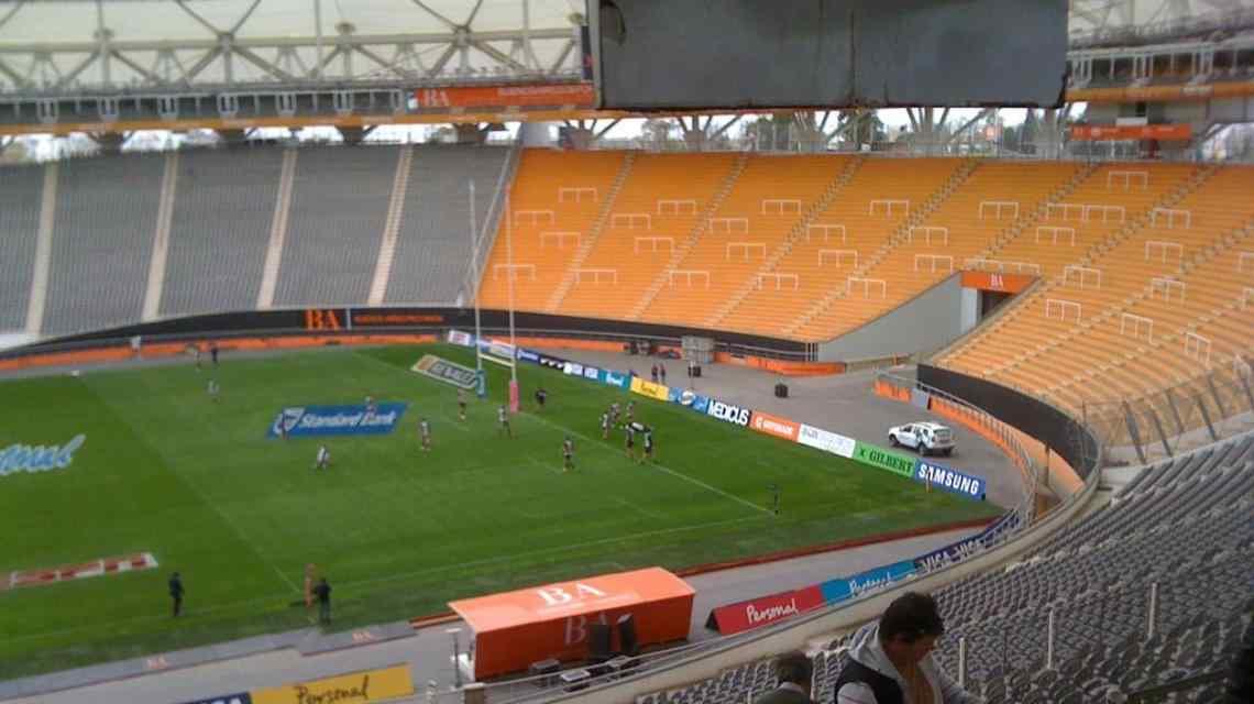 Fui al Estadio Único de la Plata y te lo muestro...