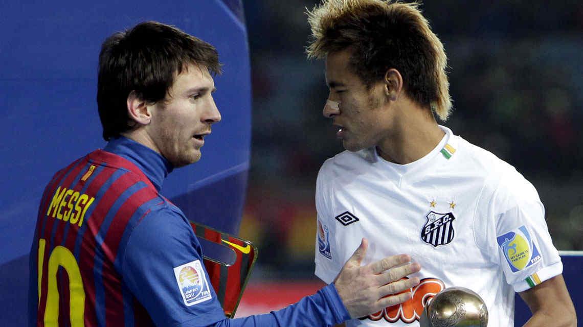 Dani Alves: Messi y Neymar serán dos puñales para herir a los ...