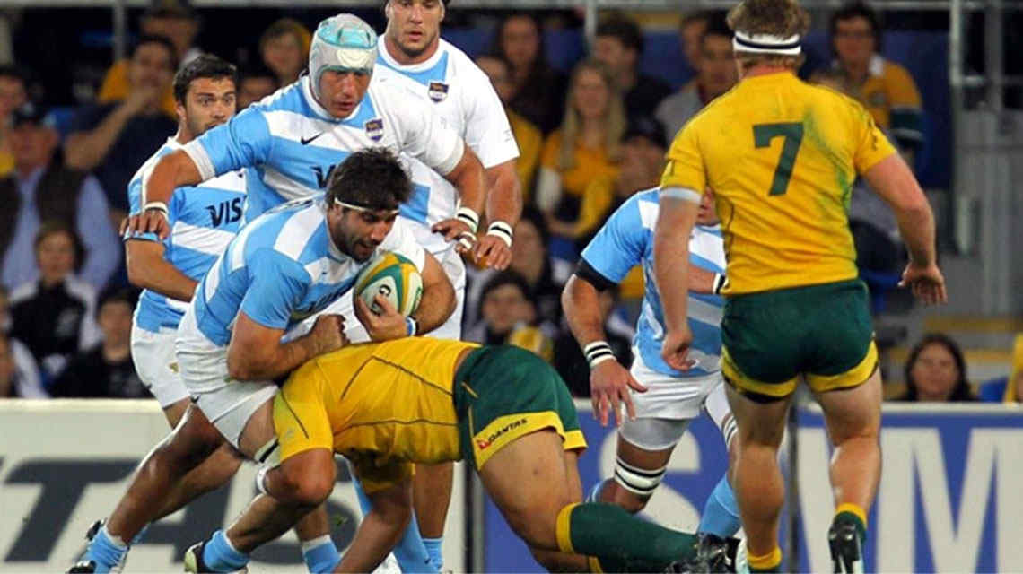 Los Pumas no pudieron mantener la ventaja. (Foto: Tlam)