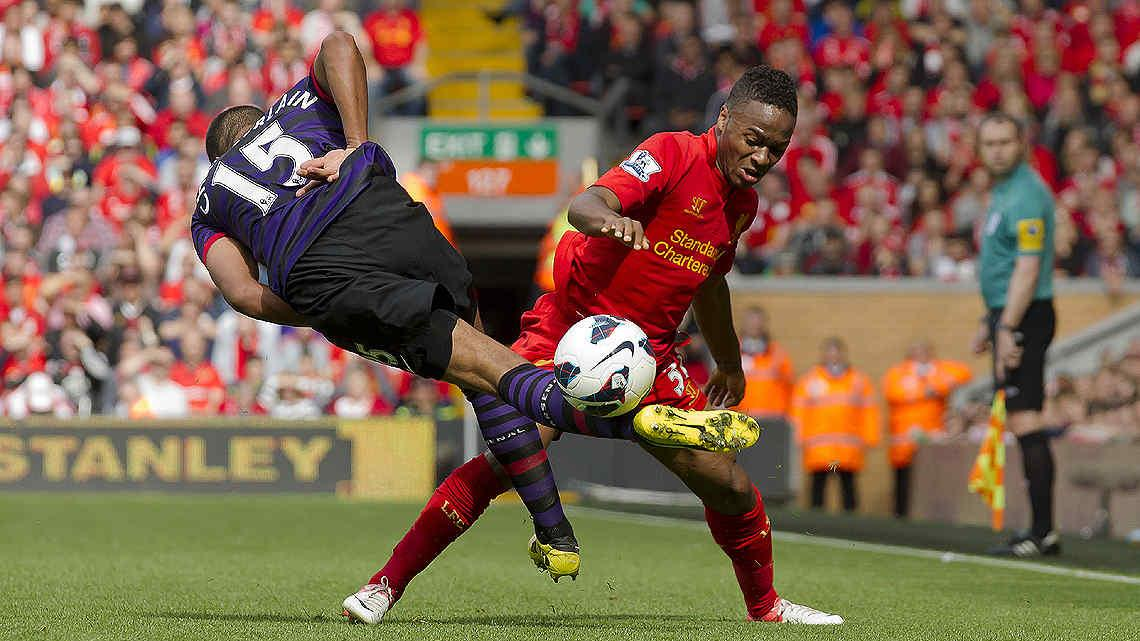 Arsenal consigui los tres puntos ante el Liverpool. (Foto: AP)