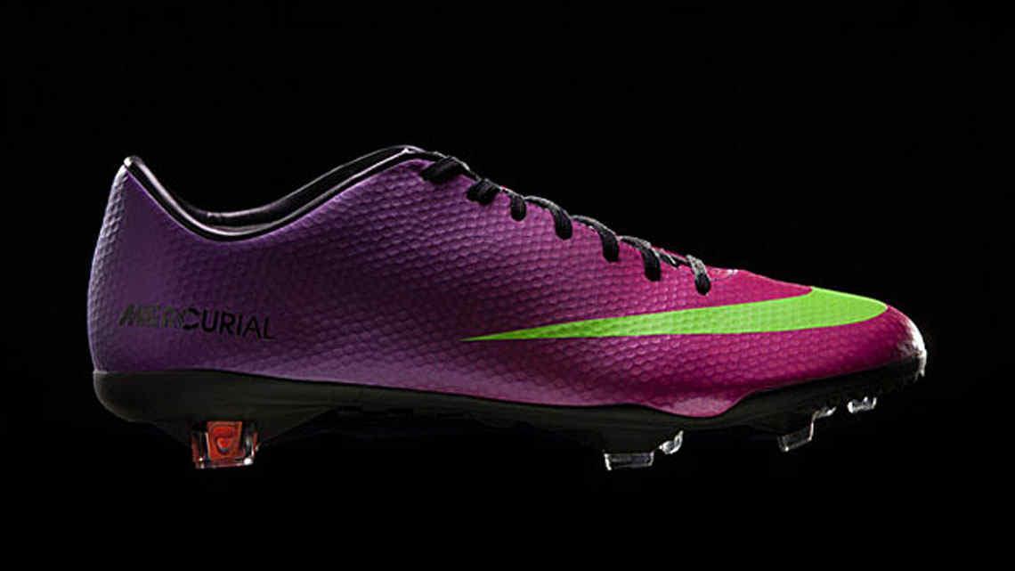 Mirá los nuevos botines de Cristiano Ronaldo | Mundo D