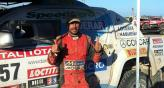 El &quot;Pato&quot; Silva, uno de los hroes del Dakar 2012. (Foto: Twitter)