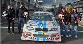 El BMW 335D que usarn Rodrguez, Cusano, Tufaro y Yazbikde las 24 Horas de Nrburgring (Foto: Corsa on line).