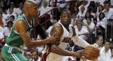 Miami Heat liquidó a Boston y se metió en la final de la NBA. (Foto: AP)