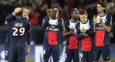 David Beckham dijo adis al ftbol profesional, jugando para el PSG (Foto: AP).
