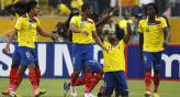 Ecuador logr un triunfazo ante Paraguay (Foto: AP).