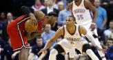James, la figura de Miami y la NBA junto a Durant. (Foto: AP)