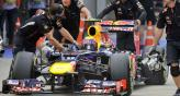 Webber logr la undcima pole de su carrera. (Foto: AP)