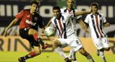 Newells venci a San Lorenzo en el Nuevo Gasmetro (Foto: DyN).