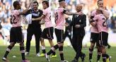 Palermo sum tres puntos de oro pensando en la permanencia (Foto: AP).
