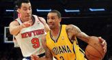 Prigioni no pudo aportar mucho y los Knicks sintieron su ausencia (Foto: AP).