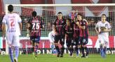 San Lorenzo se reencontr con la victoria. (Foto: Tlam)