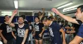 Talleres y la cumbia del ascenso: &quot;Y volvi el Matador&quot;