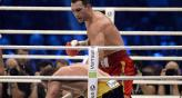 Klitschko gan en el sexto round, pero su rival ya haba cado en otras oportunidades. (Foto: AP)
