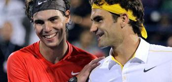 Nadal y Federer volvern a verse en una final (Foto: AP / Archivo).