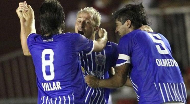Juego De Baño En Quilmes:Un jugador de Godoy Cruz abandonó el partido para ir al baño