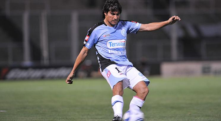 Belgrano visitar a Racing el sbado 16 de noviembre (Foto: Sergio Cejas / Archivo).