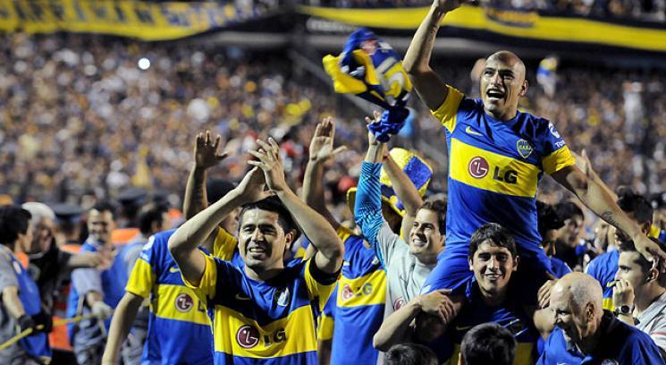 Boca No es el mejor de Argentina (Actualizado)