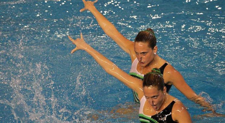 Etel y Sofía Sánchez, listas para Londres 2012.