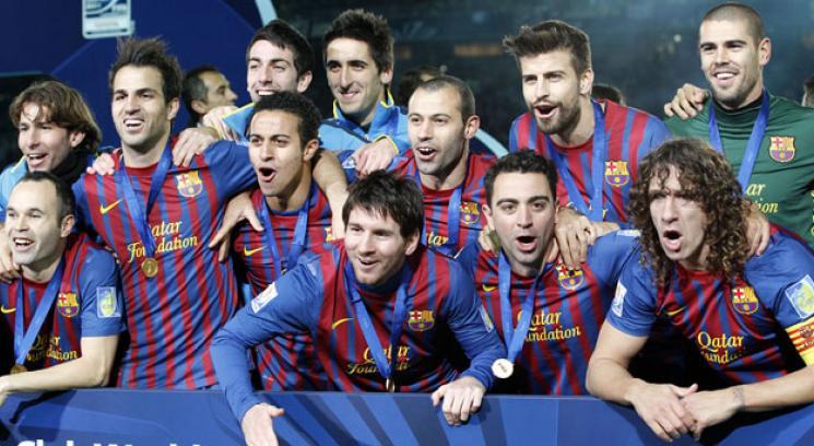 Messi Metio 2 goles en la final del mundial (4-0)