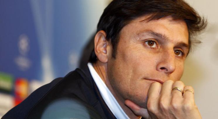 "Zanetti: ""Hago fuerza desde acá"""