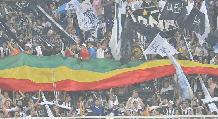 Bolivia denuncia por bandera en el clasico cordobes