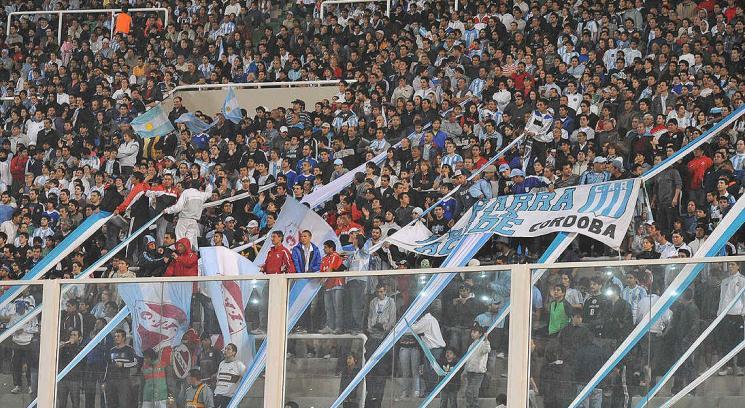 Hinchadas Unidas Argentinas Equipos