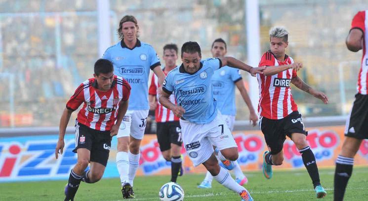 Estudiantes y Belgrano empataron en el Kempes (Foto: Sergio Cejas).