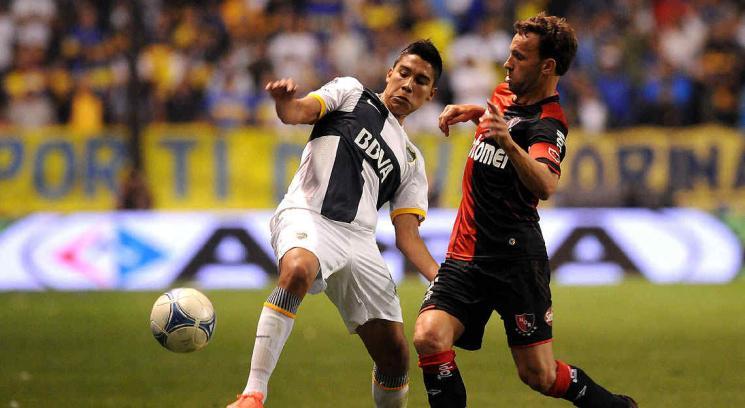 Boca y Newells empataron en el Bombonera. (Foto: Télam)