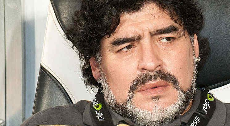 Carta de un periodista argentino a Maradona