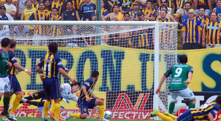 Desde el tablón > Rosario Central 1 - Ferro 1