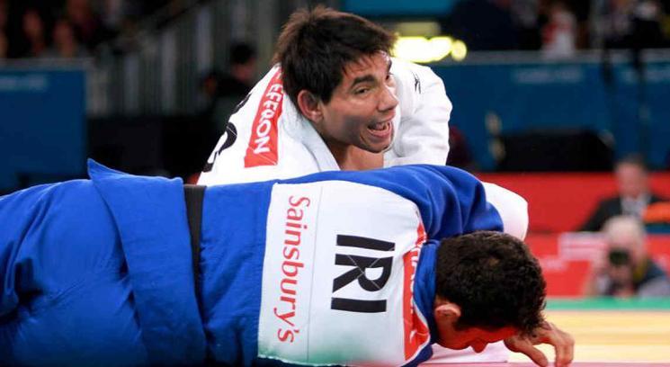 Medalla de plata en judo para la Argentina en los Juegos Paralímpicos 2012