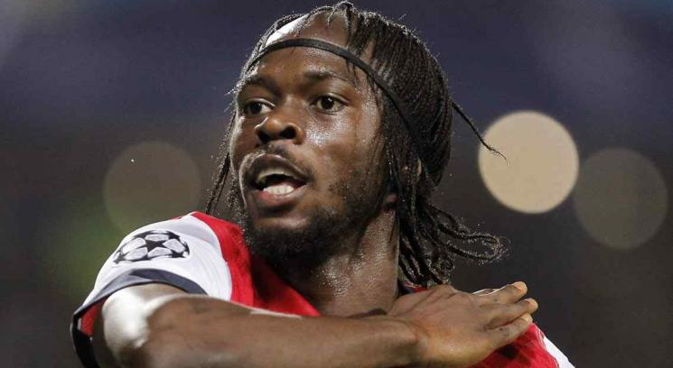 Gervinho, del Arsenal. 