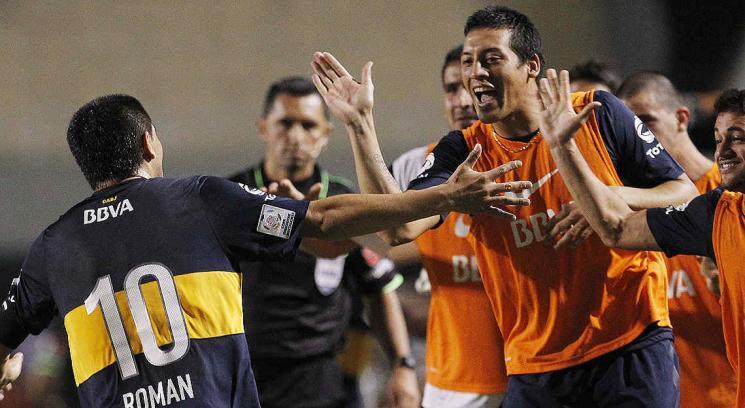 Copa Libertadores: con Boca y Newells como protagonistas, se vienen los cuartos de final. (Foto: AP/Archivo)