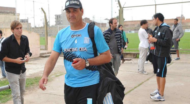 Luis Islas dice que le duele irse de Racing de Córdoba (Foto: La Voz / Archivo).