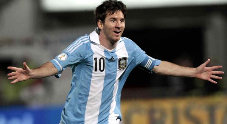 Argentina sumó un amistoso contra Rusia para el 2013