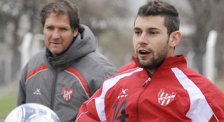 Delmonte recuperaría su lugar en el equipo titular de Instituto (Foto: Antonio Carrizo).