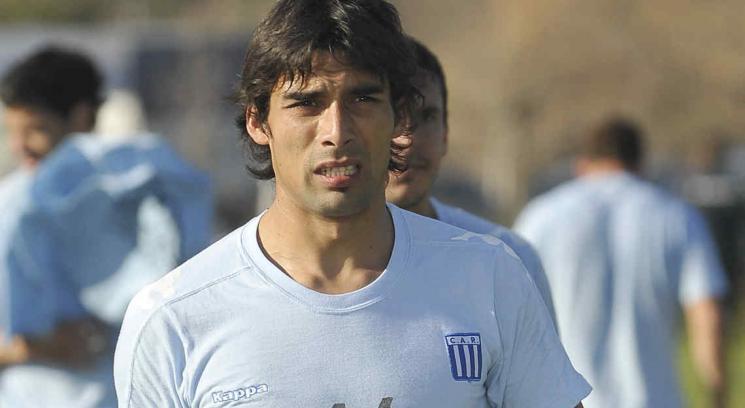 Rodrigo López fue jugador de Racing durante cuatro años (Foto: La Voz / Archivo).